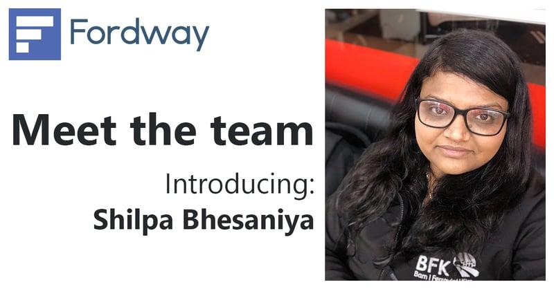 Shilpa Bhesaniya