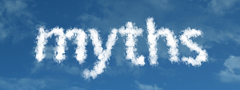 cloud myths