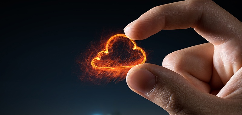 A cloud first strategy for disaster recovery