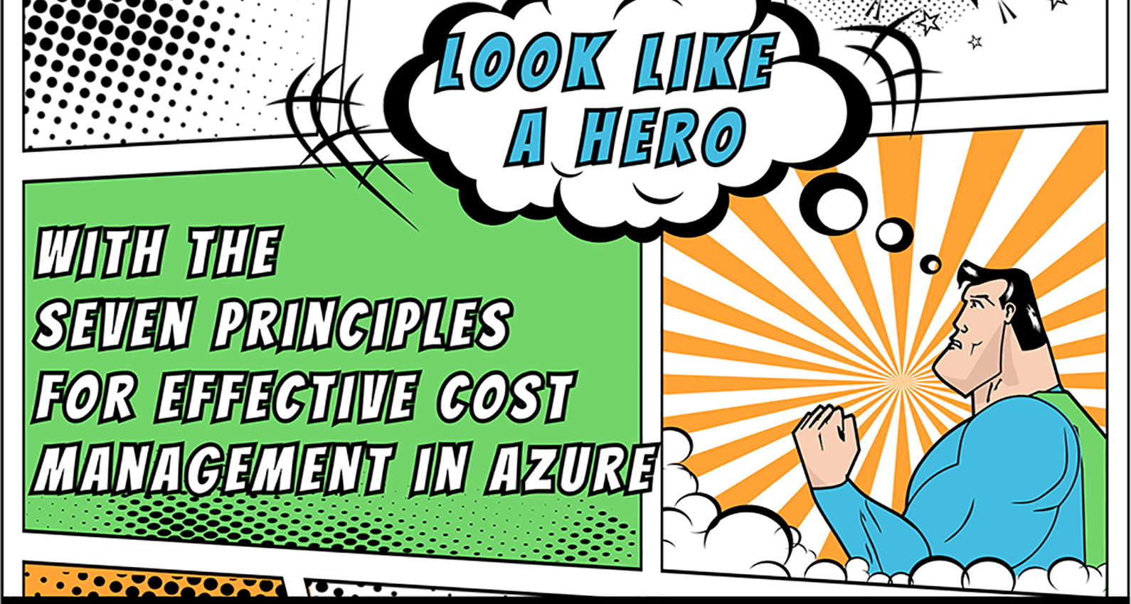 Be a hero and drive cost optimisation in Azure